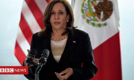 Vice-President Kamala Harris to make first trip to border