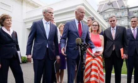 How Biden and his team rushed to save him from his infrastructure blunder