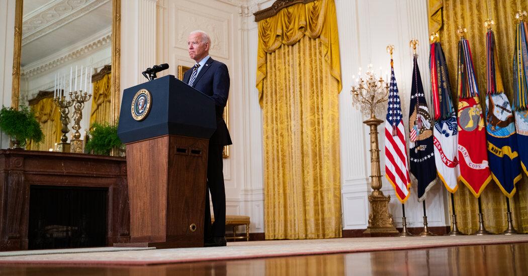 Biden Tells Putin to 'Take Action' on Online Criminal Organizations
