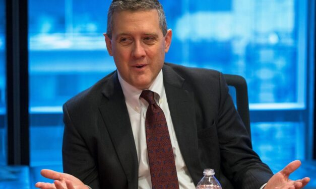 Fed's Bullard: Time Is Right to Pull Back on Central Bank Stimulus