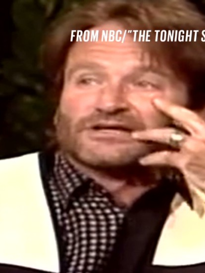 Watch Robin Williams' funniest impressions