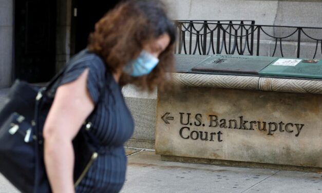 Bankruptcy Filings Fall to Fewest Since 1985 Amid Stimulus