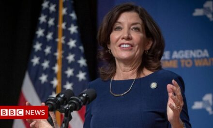Kathy Hochul: New York's next governor influenced by Irish roots