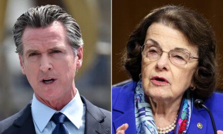 Volatile California governor recall has Democrats nervous about Feinstein seat