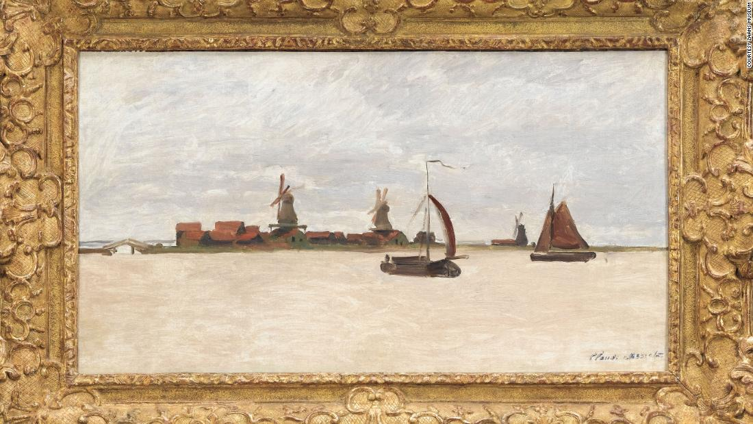 Thieves attempt to steal $1.4M Monet painting in botched museum raid