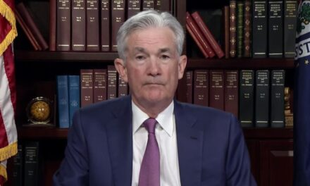 The Fed is about to wind down its emergency economic stimulus, Jerome Powell hints