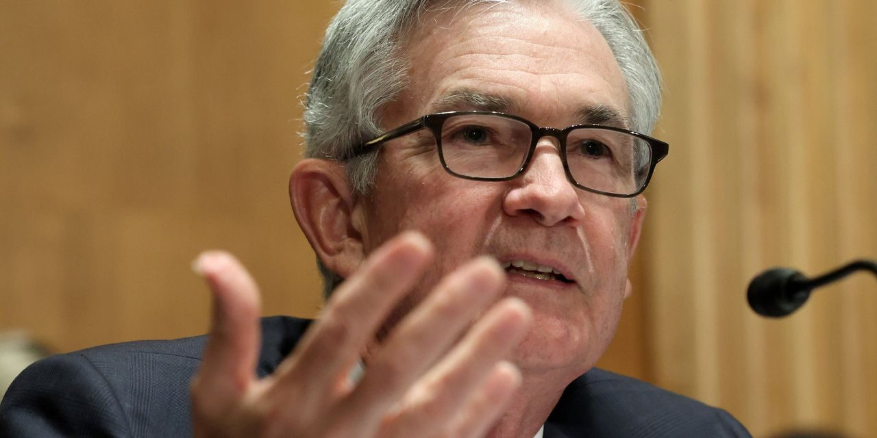 Powell Says Fed Could Start Scaling Back Stimulus This Year
