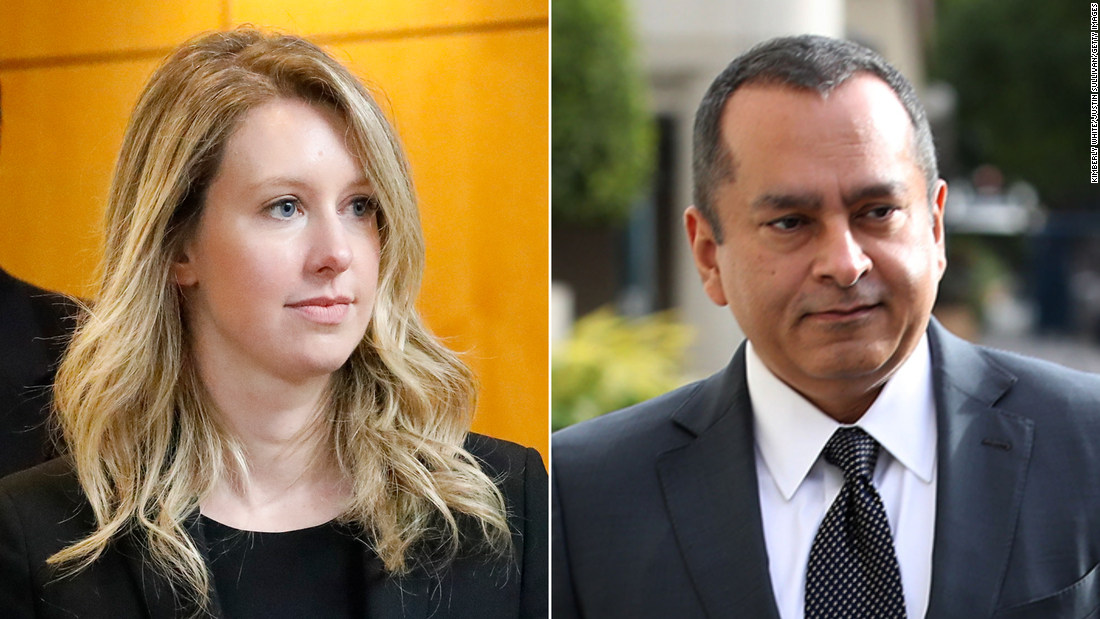 Elizabeth Holmes likely to accuse ex-boyfriend and former Theranos executive of abuse, court documents reveal