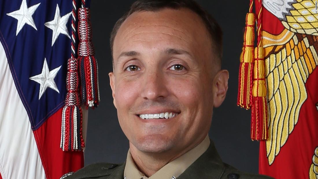 US Marine officer relieved of command after criticizing military leaders about Afghanistan withdrawal