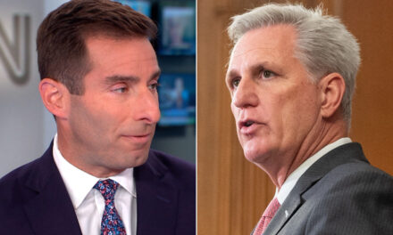 'He's making this up': Ex-prosecutor calls out McCarthy's threat