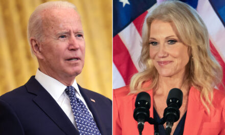 Kellyanne Conway fires back after Biden admin. asks her to resign