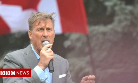 Canada election: 'Mad Max' and why his party is on the rise