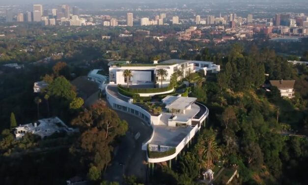 Mega mansion once worth $500M defaults on $100M in debt, forcing a sale