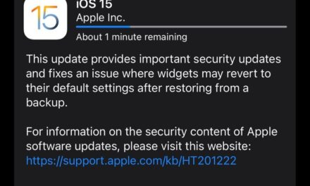 New iPhone 13? Don't forget to update!