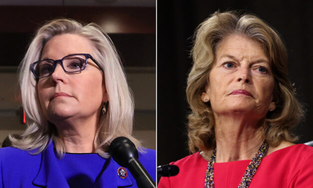 Cheney, Murkowski and other Trump targets outraise their GOP rivals